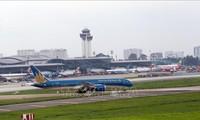 7월 22일부터 하노이-호찌민 항공편 1일 2회 한정 운행