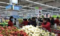 하노이 생필품 판매점 수천 곳 공지