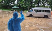 호찌민시 코로나-19 감염자 4,300여 명,  같은 날 퇴원