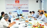 응우옌 쑤언 푹 국가주석, 나노코박스 임상시험 가속화 요청