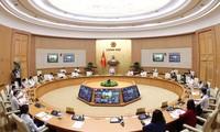 총리, 중앙-지방 코로나19 방역 온라인 회의 주재