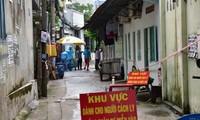 호찌민시,  25만여 명에 이르는 5개 동 봉쇄 해제