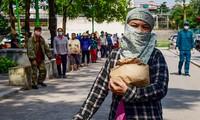 하노이, 가난한 노동자를 위한 식량 및 식품 공급