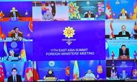 동아시아 대화 및 협력 보장 위한 원칙 계속 제고해야