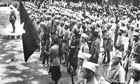 8월 혁명 76주년 기념 (1945/8/19 – 2021/8/19): 용맹했던 8월의 날들을 그리며…