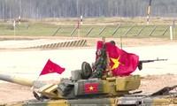 2021년 Army Games: 베트남 대표팀 최선의 노력