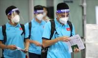 2022 월드컵 예선: 귀국한 베트남 대표팀, 호주전 준비
