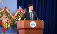 베트남인 최초 일본 대학 총장 탄생