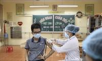 9월 12일 저녁,베트남 국내 감염사례 11478건 발생