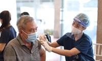 9월 19일 저녁, 베트남 국내 감염사례 10040건 발생