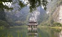 닌빈성, 온라인 투어로 관광객 유치