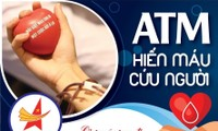 사랑을 전하는 헌혈 ATM 프로그램