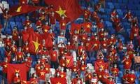 베트남–중국 축구 경기, 무관중 진행