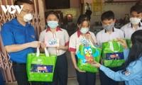 베트남 노동조합, 코로나19로 인한 고아를 위한 저축통장 개설