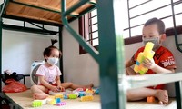 베트남아동보호기금, 코로나19 피해 아이들과 동행