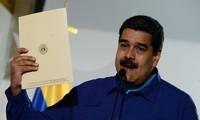 ប្រធានាធិបតី Venezuela ឈរឈ្មោះជាផ្លូវការប្រជែងក្នុងការបោះឆ្នោត