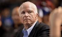 មជ្ឈដ្ឋានមន្ត្រីអាមេរិកនិងអន្តរជាតិចូលរួមរំលែកទុក្ខចំពោះមរណភាពរបស់សមាជិកព្រឹទ្ធសភាអាមេរិក លោក John McCain