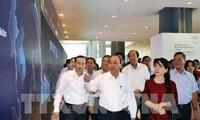 នាយករដ្ឋមន្រ្តីវៀតណាមលោក Nguyen Xuan Phuc អញ្ជើញទៅពិនិត្យមើលការត្រៀមរៀបចំសម្រាប់ WEF-ASEAN 2018