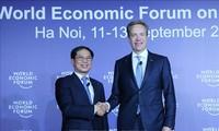 WEF ASEAN 2018៖ កិច្ចប្រជុំកំពូលវេទិកាសេដ្ឋកិច្ចពិភពលោកស្តីពីអាស៊ាន ២០១៨ ទទួលបានជោគជ័យយ៉ាងត្រចះត្រចង់