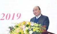 """នាយករដ្ឋមន្រ្តីវៀតណាមលោក Nguyen Xuan Phuc៖ ក្រសួងយុត្តិធម៌ត្រូវជា """"អ្នកដឹកនាំ"""" ក្នុងការកែលម្អប្រព័ន្ធច្បាប់"""