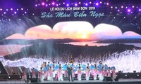 Thanh Hoa: បើកពិធីបុណ្យទេសចរណ៍ឆ្នេរសមុទ្រ Sam Son
