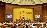 Diputados vietnamita debaten proyecto de ley de migración