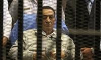 អតីតប្រធានាធិបតីអេហ្ស៊ីប Hosni Mubarak ត្រូវបានដោះលែង