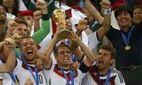 ក្រុមបាល់ទាត់ជម្រើសអាល្លឺម៉ង់ដណ្ដើមបានប្រសិទ្ធិនាមជើងឯក World Cup ២០១៤