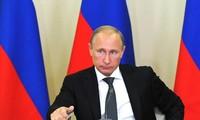 ប្រធានាធិបតីរុស្ស៊ី V.Putin៖ បណ្ដាកត្តារឹងមាំធានាខឿនសេដ្ឋកិច្ចរុស្ស៊ីស្ថិរភាព