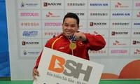 វៀតណាមទទួលបានមេដាយមាសចំនួន៤គ្រឿងនៅ Asian Para  Games លើកទី២