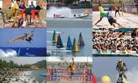 វៀតណាមទទួលទង់ទទួលរៀបចំ ASIAN Beach Games 2016