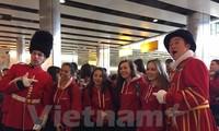 Vietnam Airlines បើក សម្ពោធន៍សេវ៉កម្មដំណើរហោះហើរត្រង់ទៅព្រលានយន្តហោះអន្តរជាតិ Heathrow