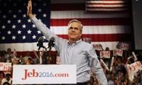 អតីតអភិបាលរដ្ឋ Florida លោក Jeb Bush ឈរឈ្មោះជាផ្លូវការក្នុងការបោះឆ្នោតប្រធានាធិបតីអាមេរិក