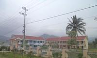 តំបន់ព្រៃភ្នំ Khanh Hoa កសាងជនបទថ្មី