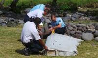 បារាំងទទួលស្គាល់រកឃើញបំណែកយន្តហោះ MH370