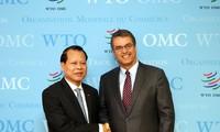 វៀតណាមបង្កើនកិច្ចសហប្រតិបតិ្តការជាមួយ WTO