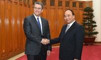 អគ្គនាយក WTO Robert Azevedo អះអាងថាគាំទ្រវៀតណាមជានិច្ចក្នុងដំណើរការធ្វើសមាហរណកម្មសេដ្ឋកិច្ច