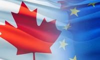 EU អនុម័តលើការចុះហត្ថលេខាលើ CETA
