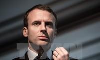 ការបោះឆ្នោតប្រធានាធិបតីបារាំង៖អតីតរដ្ឋមន្រ្តីសេដ្ឋកិច្ចលោក E. Macron ឈរឈ្មោះបោះឆ្នោត