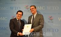 អគ្គនាយក WTO វាយតំលៃខ្ពស់សមិទ្ធិសេដ្ឋកិច្ចសង្គមរបស់វៀតណាម