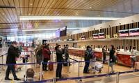 Bandara Internasional Van Don Beroperasi Kembali.