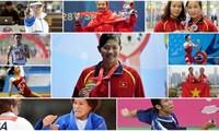 Aktivitas-aktivitas Praksis Menyambut Hari Olahraga Vietnam 27 Maret.
