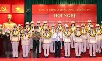 Kembangkan Tanggung Jawab Menjadi Contoh Teladan Dalam Pasukan Keamanan Publik Rakyat
