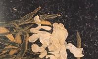  Pelukis-Pelukis Muda Asyik Menekuni  Lukisan Lak