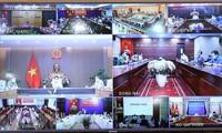 Pertemuan Komite Pengarah Nasional: Tingkatkan Pengawasan Terhadap Wabah COVID-19 di Kawasan Industri