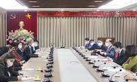 Mendorong Kerjasama Komprehensif Hanoi dan Singapura