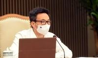 Deputi Perdana Menteri Vu Duc Dam: Semua Provinsi dan Kota Harus Kendalikan Kendaraan Antar Kota.  