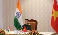 Pembicaraan Virtual Antara Menteri Pertahanan Vietnam dan India