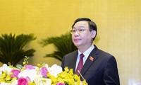 Pembukaan Persidangan Pertama Majelis Nasional Angkatan ke-15