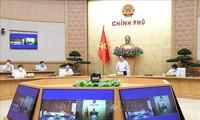Perdana Menteri Pham Minh Chinh Tegaskan Pemerintah Akan Segera Memproduksi Vaksin di Dalam Negeri